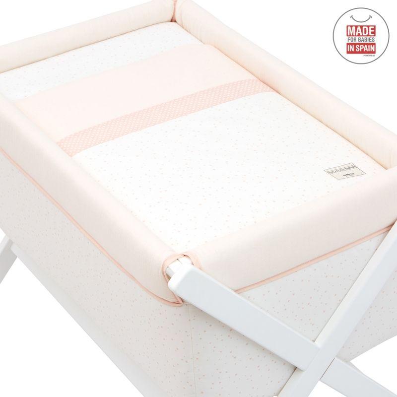 Minicuna Tijera de Madera Astra rosa - Cambrass