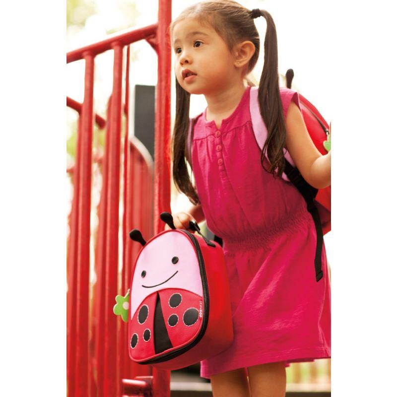 Mochila Isotérmica para Niños Mariquita de Skip Hop