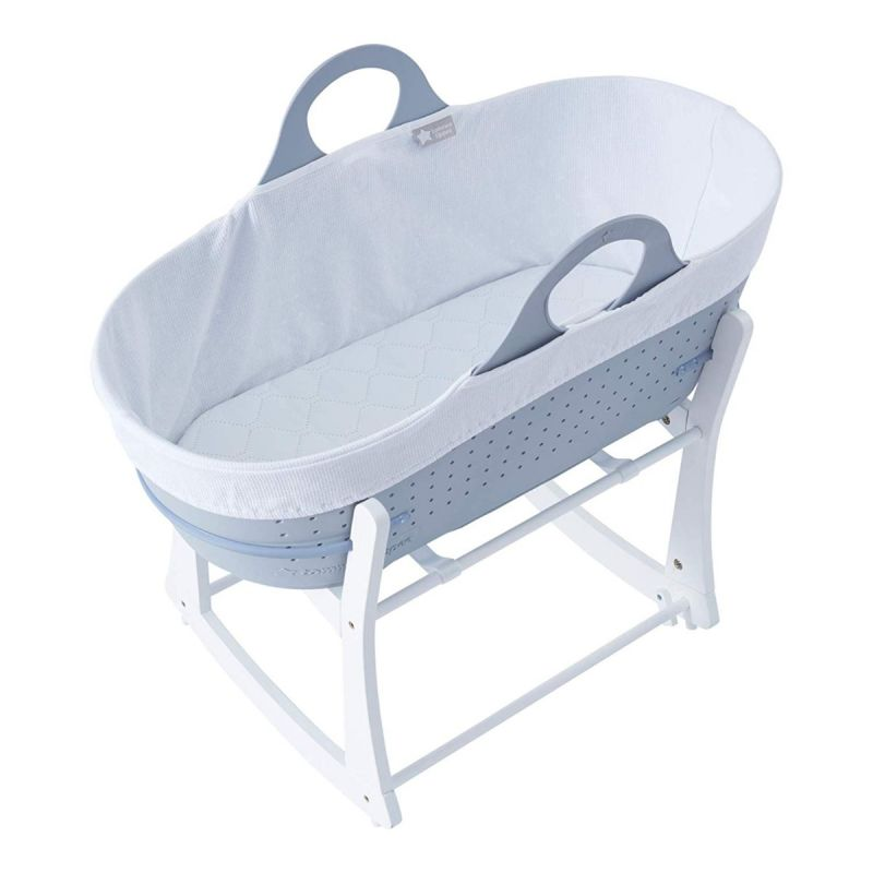 Moisés para Bebé Tommee Tippee Sleepee gris