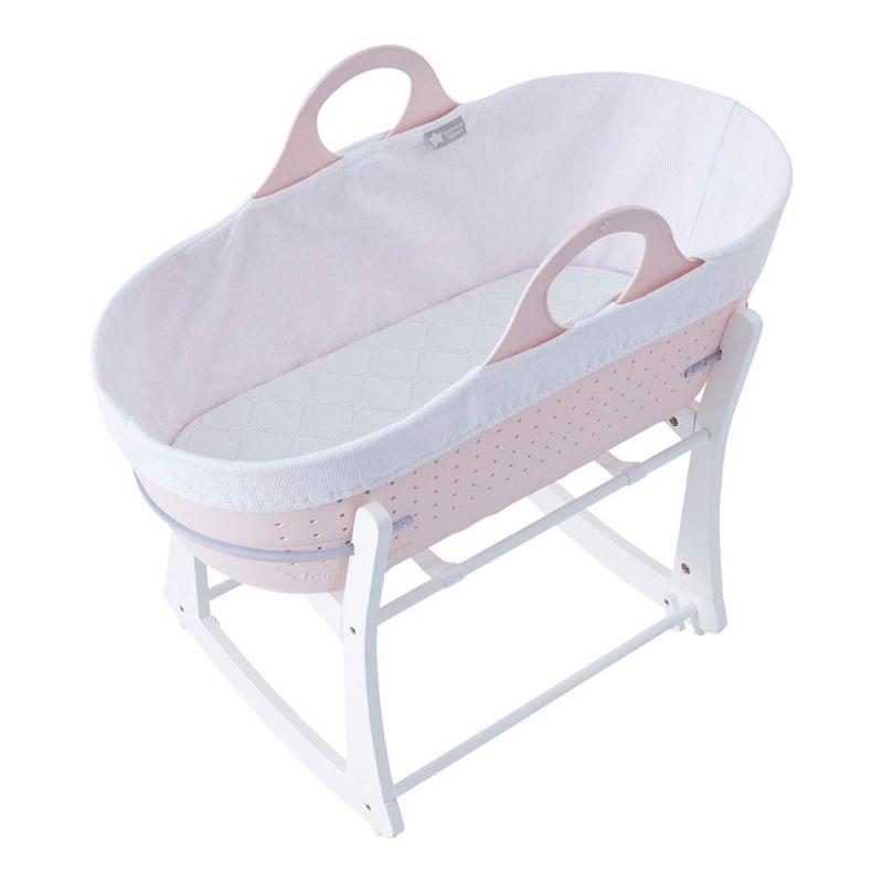 moises bebe rosa