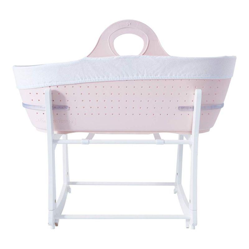 Moisés para Bebé Tommee Tippee Sleepee color rosa