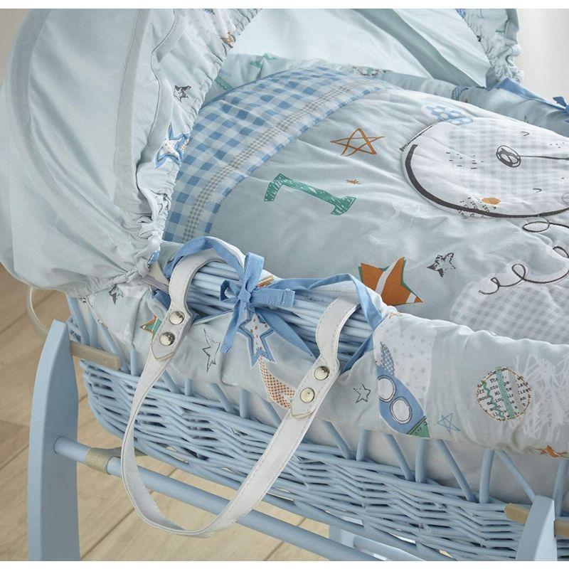 vestiduras para moises de bebe