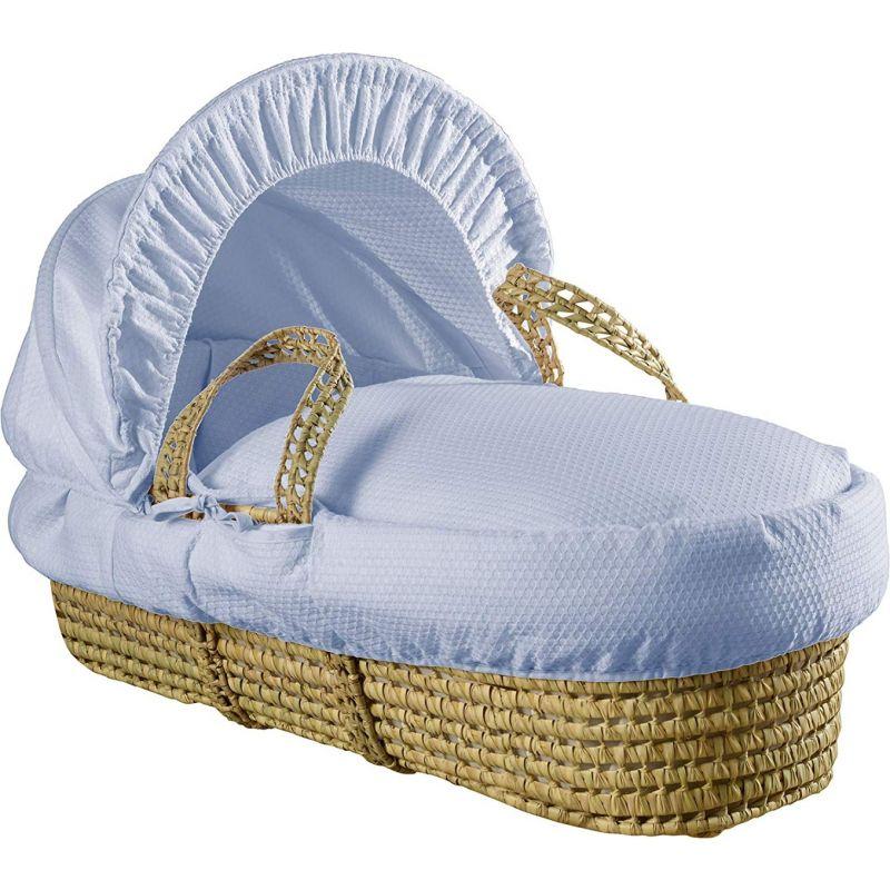 vestiduras azules moises cotton dream