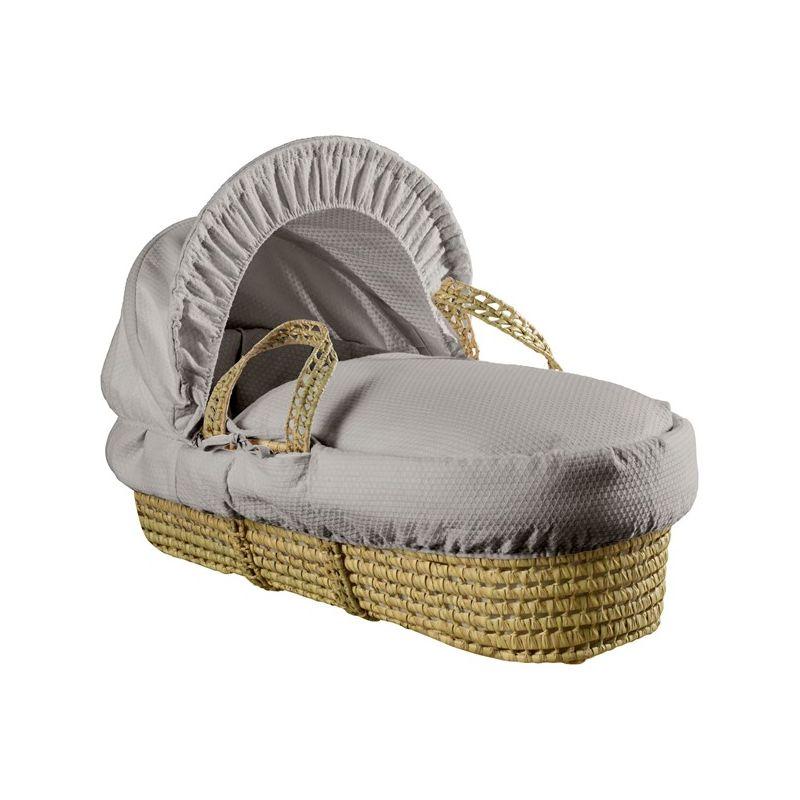 Moises Bebé de Palma Cotton Dream gris