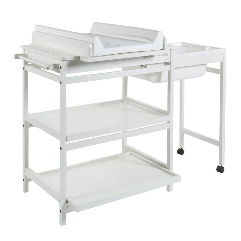 Mueble Baño Cambiador Bañera Quax Comfort Luxe
