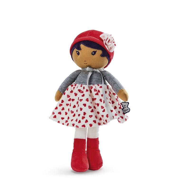 Muñeca de Tela Jade - Kaloo - 25 cm