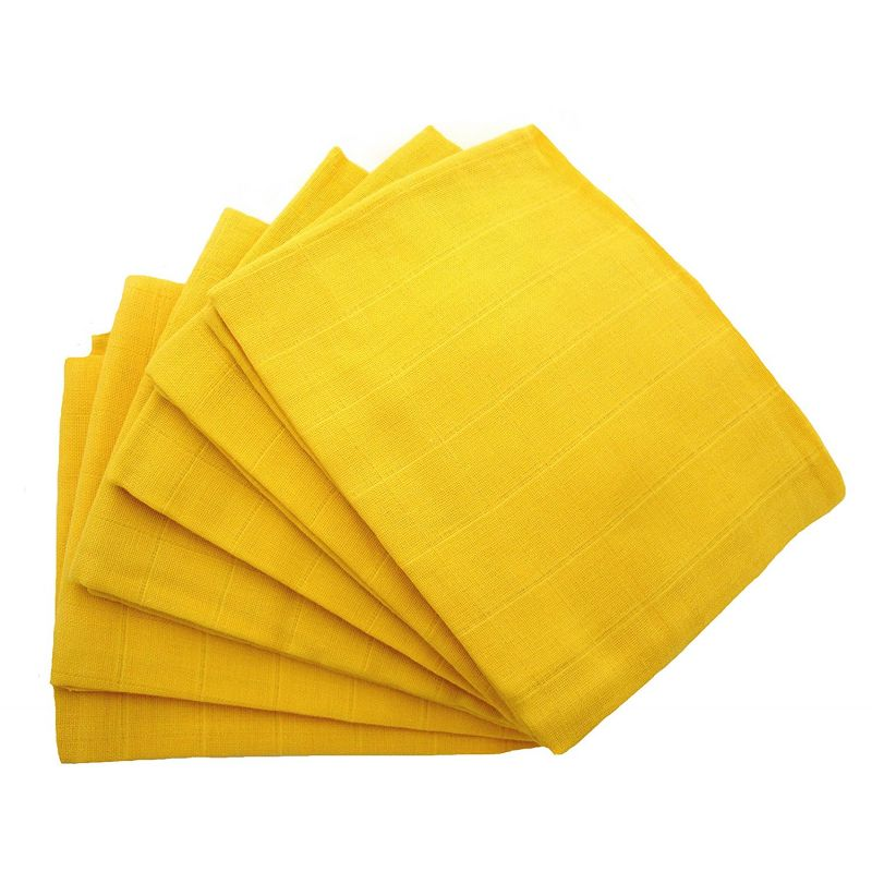 Muselinas amarillas Muslinz