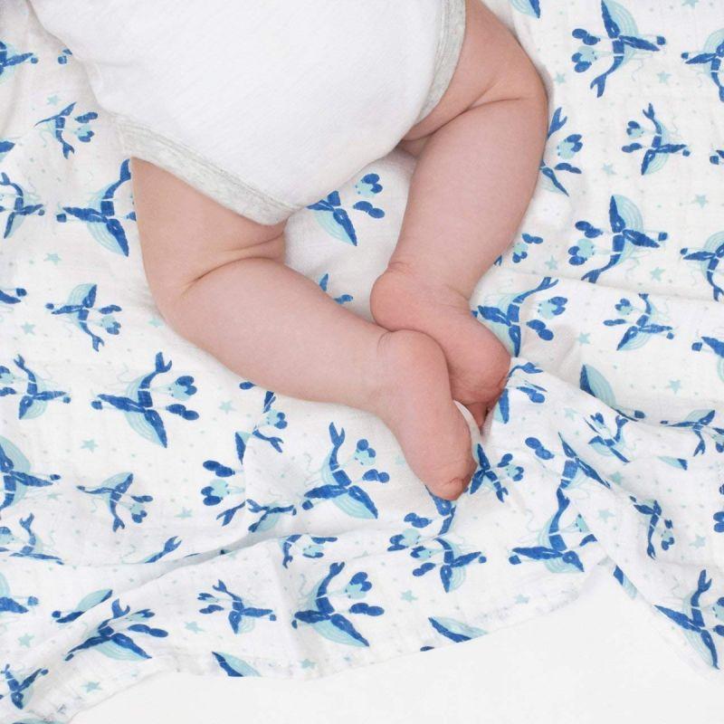 Muselinas de Algodón Bambino Mio - 3 Unidades