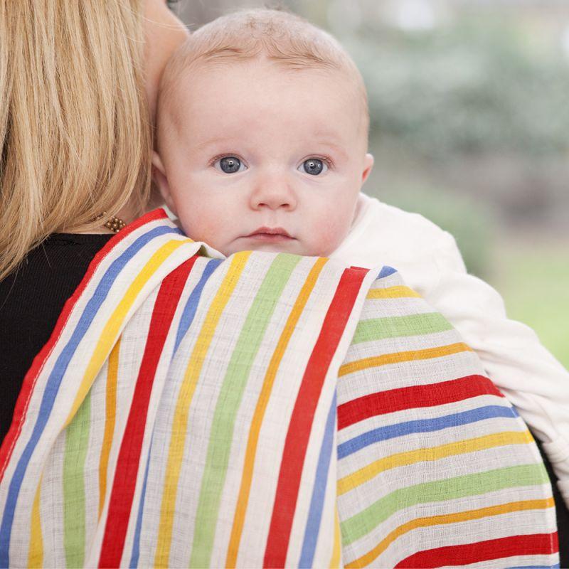 Muselinas de Colores para bebés