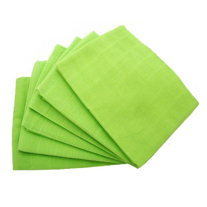 Muselinas verdes Muslinz