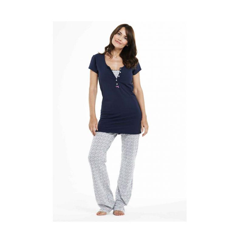 Camiseta Pijama Embarazo y Lactancia Elise de Noppies