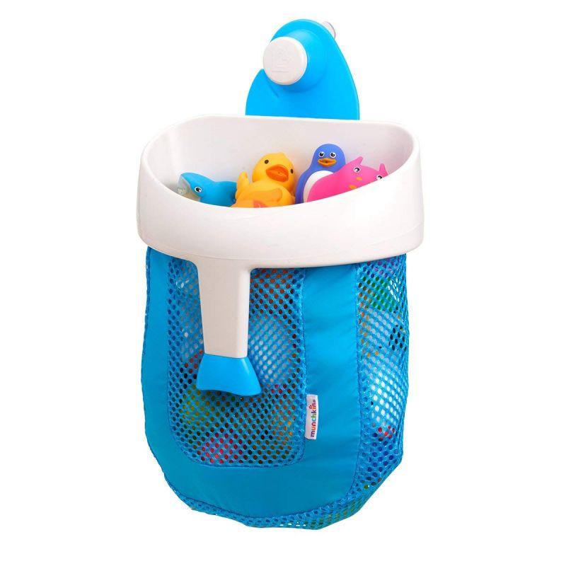 Organizador Recogejuguetes de baño azul - Munchkin