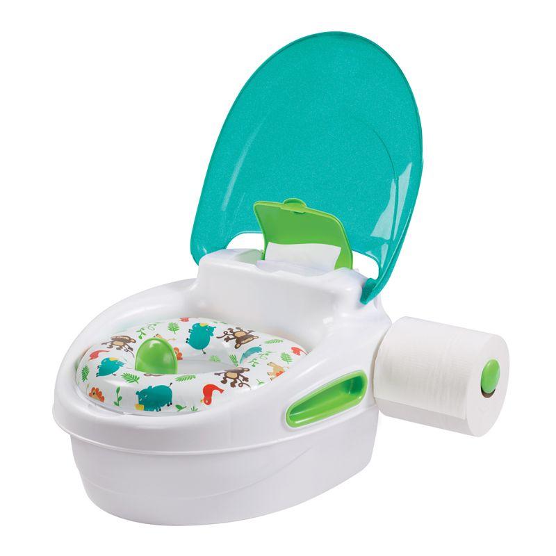 Orinal Pasito a Pasito color verde - Summer Infant