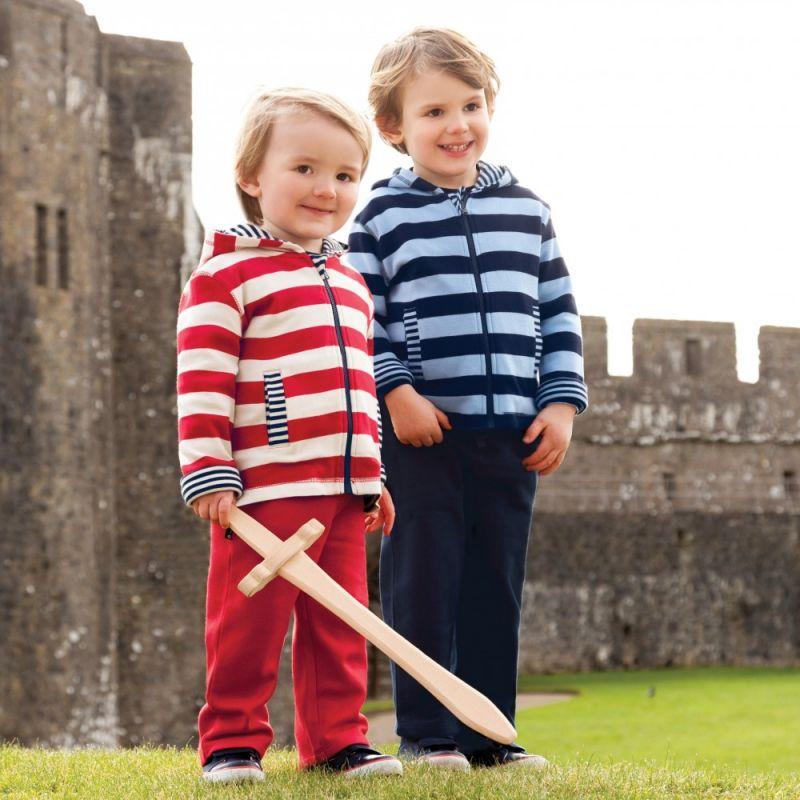 Pantalón de Chándal rojo para niños