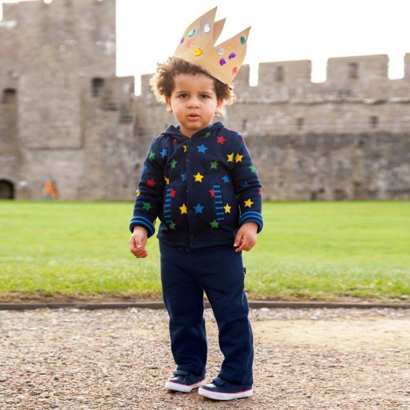 Pantalón de Chándal azul para niños