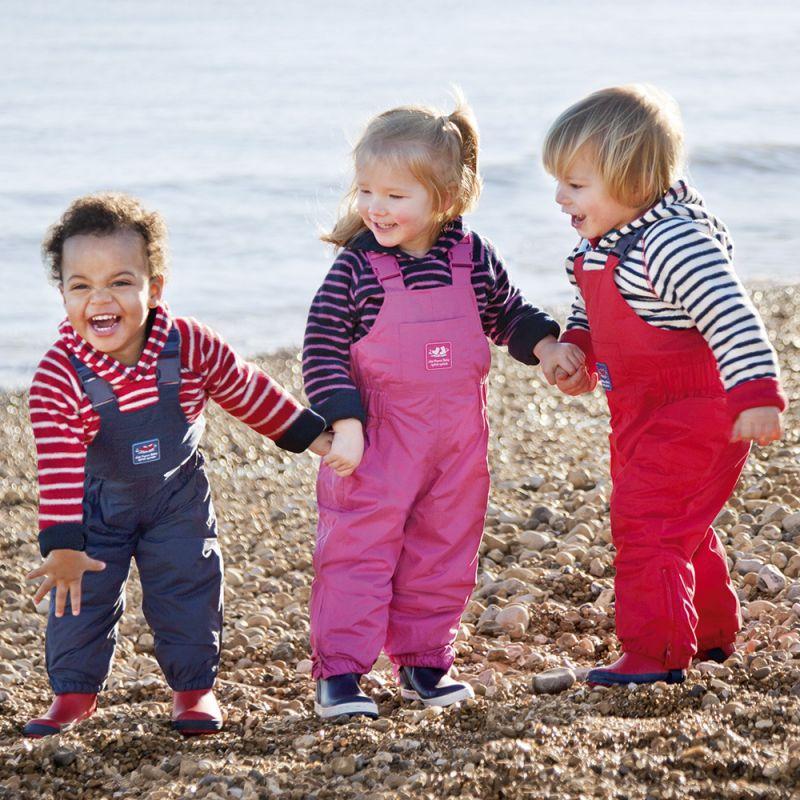 Pantalón Peto polar para Niños