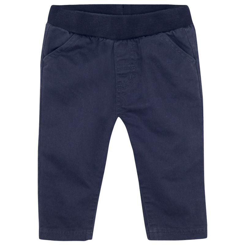Pantalón Slim para Bebé en Color Navy