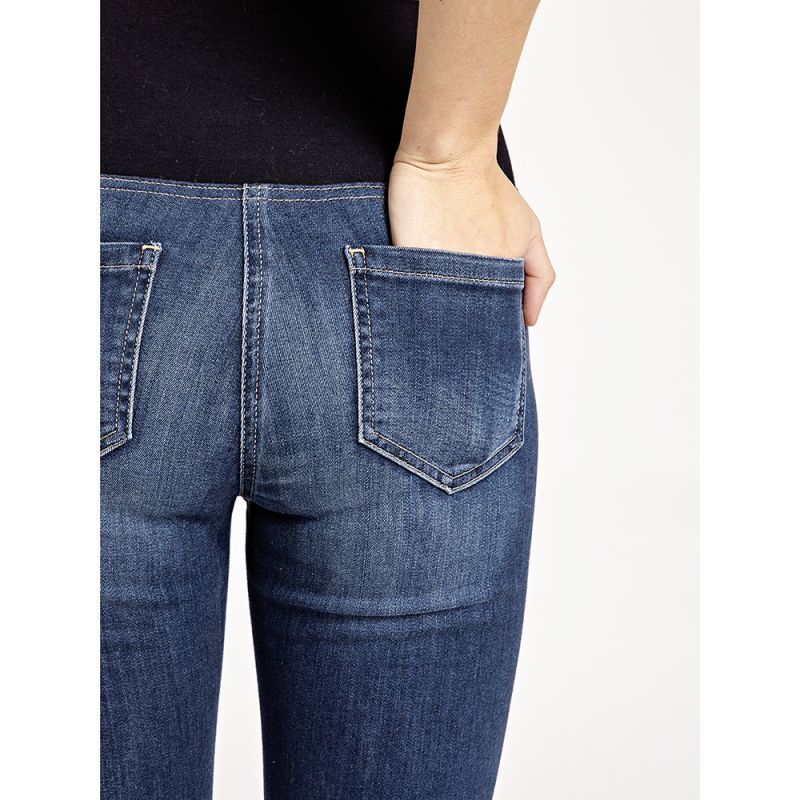 Pantalón Vaquero Premamá Skinny