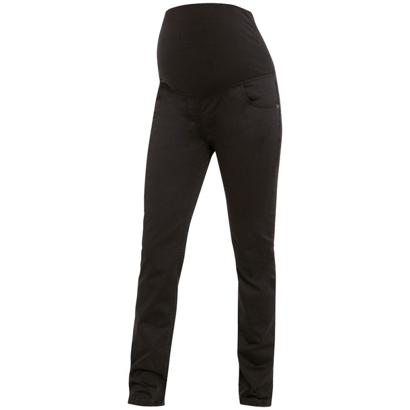 Pantalón Premamá Extra Elástico Negro