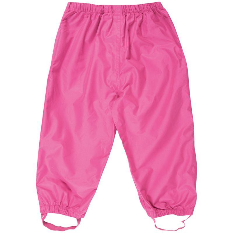 Pantalón Impermeable Bebés y Niños en color fucsia