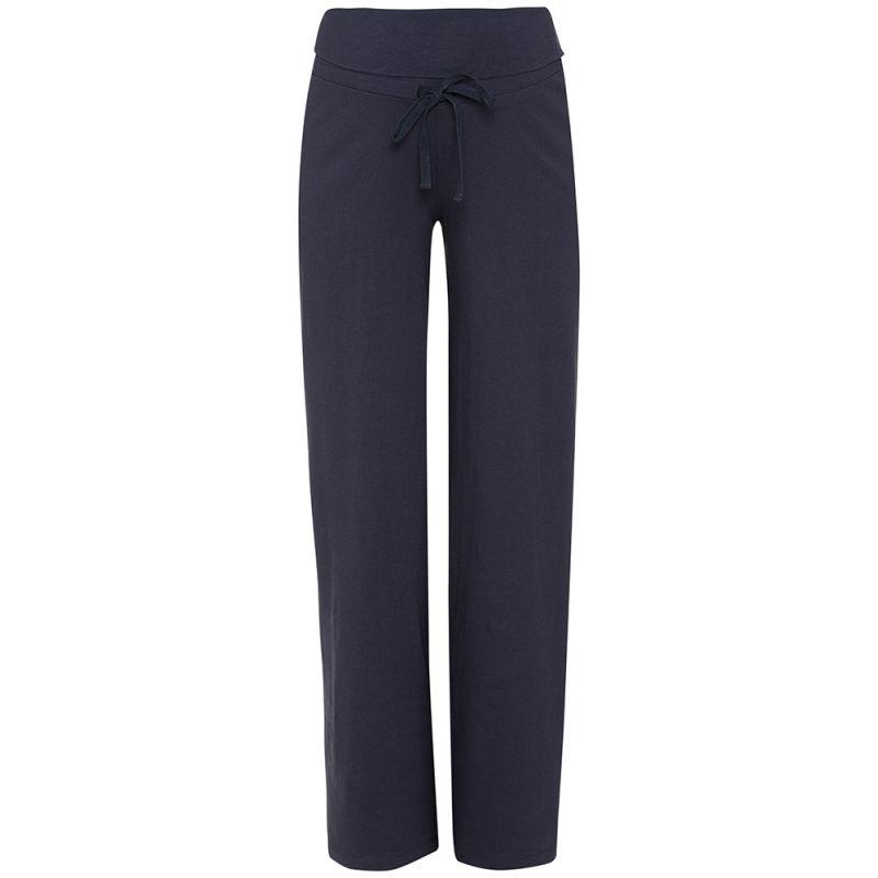 Pantalón de Pijama Premamá de color Azul Marino