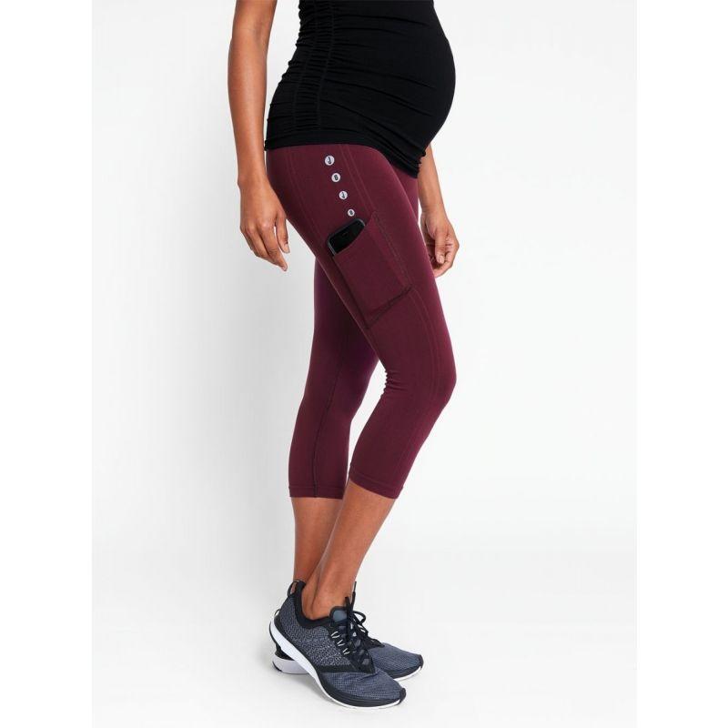 pantalón de embarazo para hacer deporte