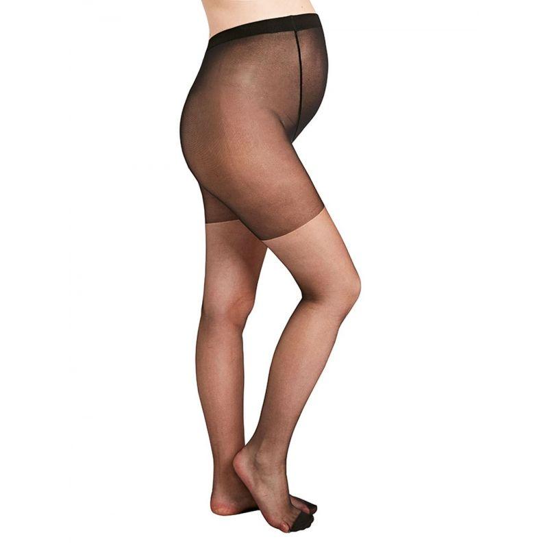 Panties Premamá Negros Denier 15.