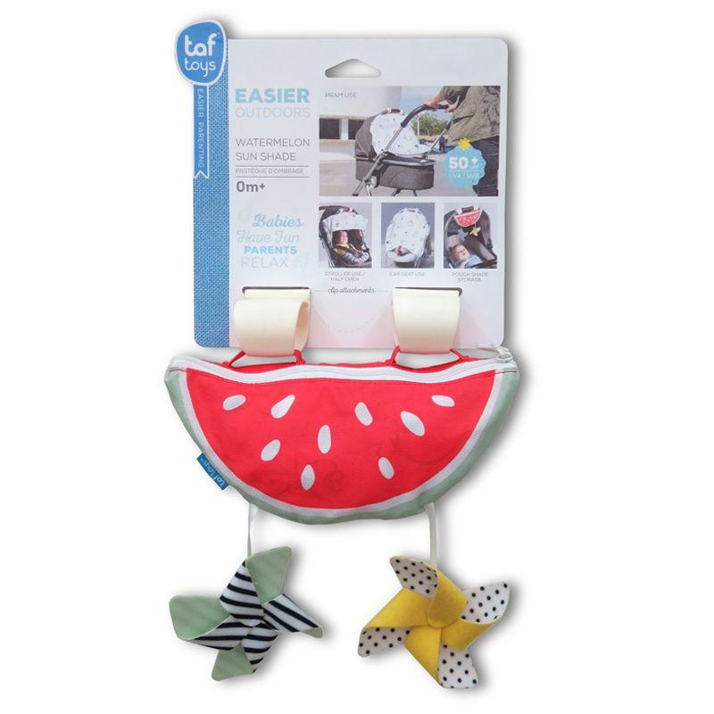 Parasol Capazo, Grupo 0 y Silla de Paseo Sandia - Taf Toys