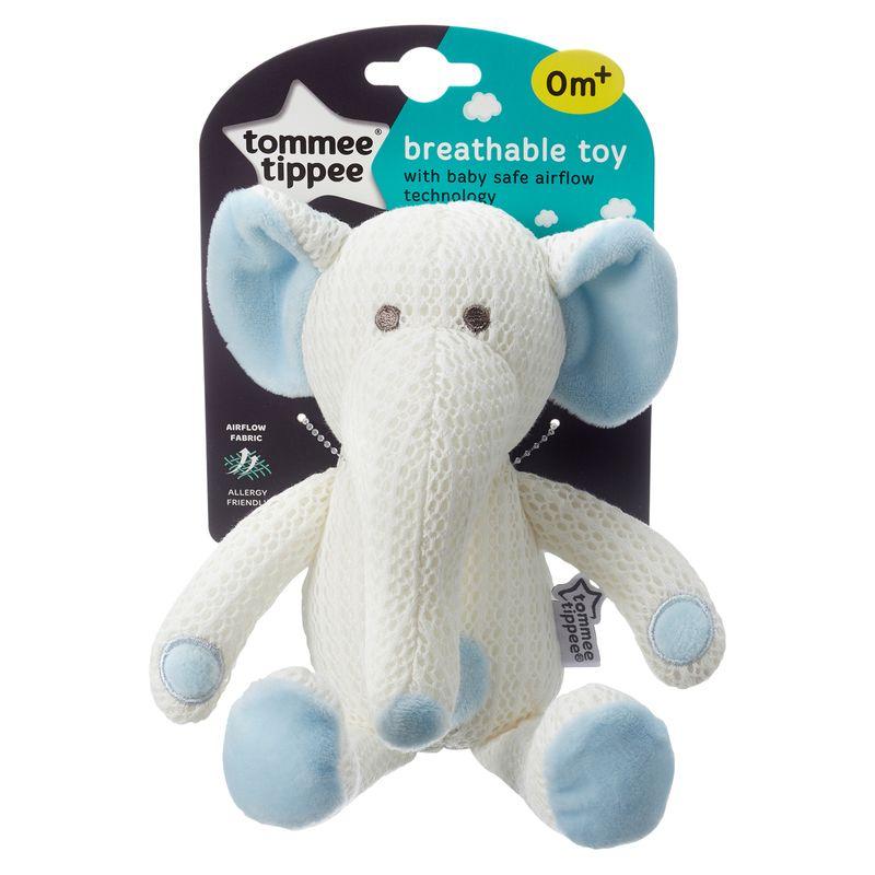 Peluche Transpirable Eddy el Elefante - Tommee Tippee