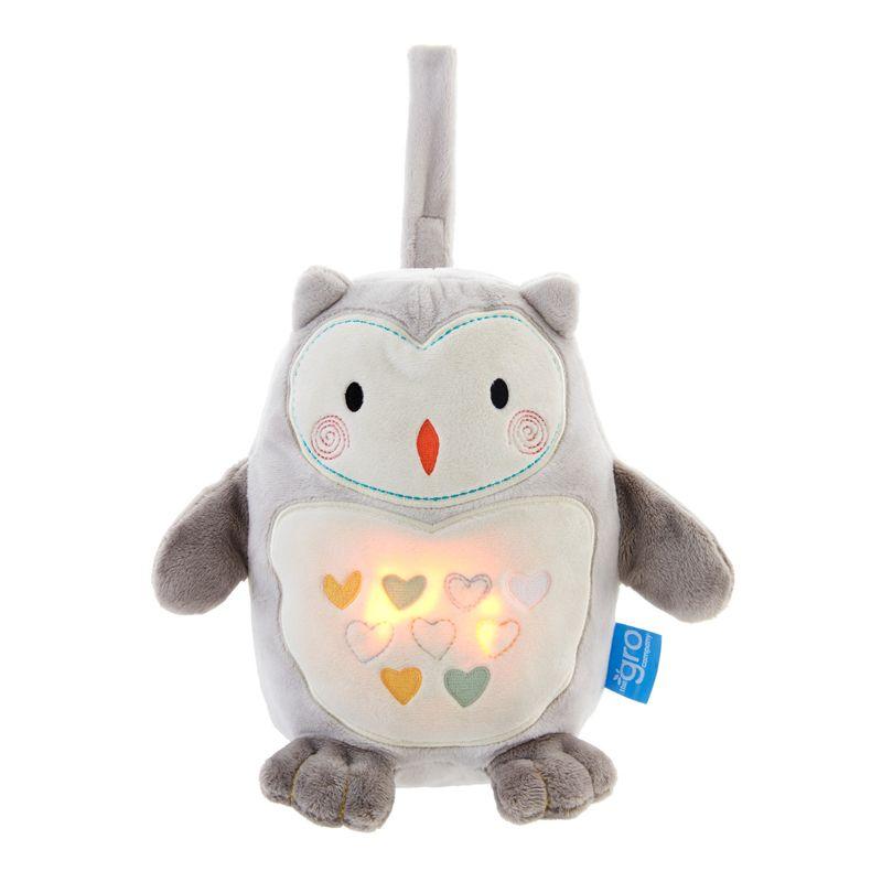 Peluche Duermebebés con sensor de llanto Grofriend Ollie el buho