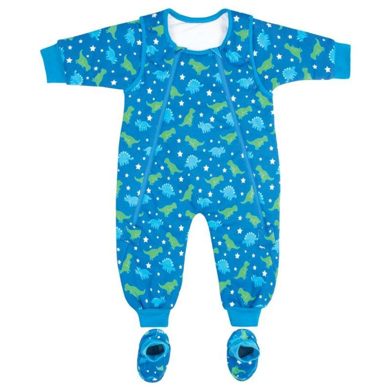 pijama manta bebe nino dinosaurio