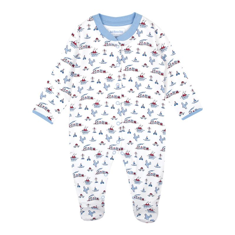 Pijama Bebé Transportes