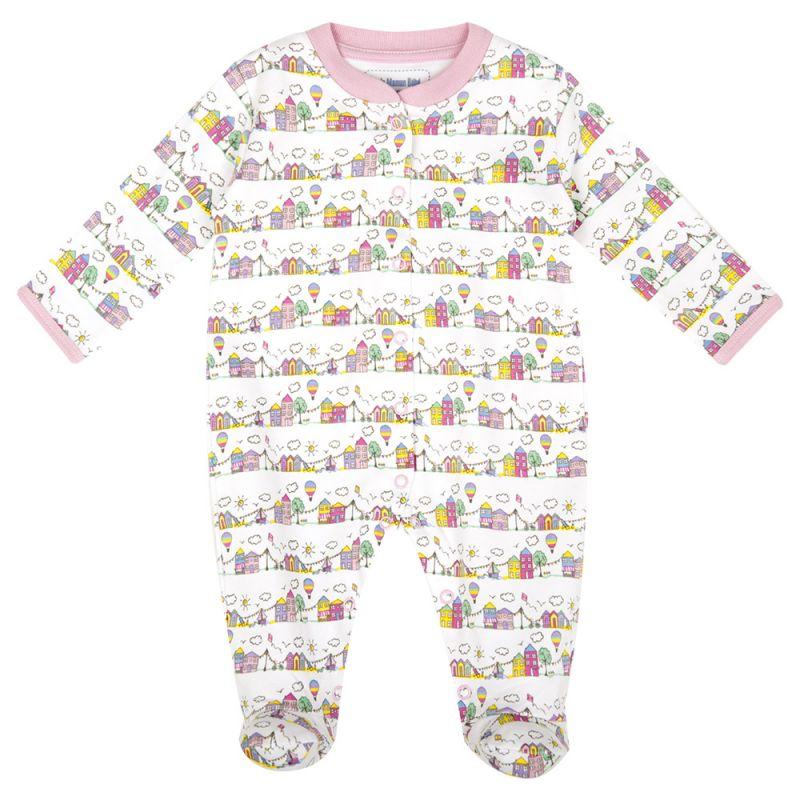 Pijama para Bebé estampado días de verano