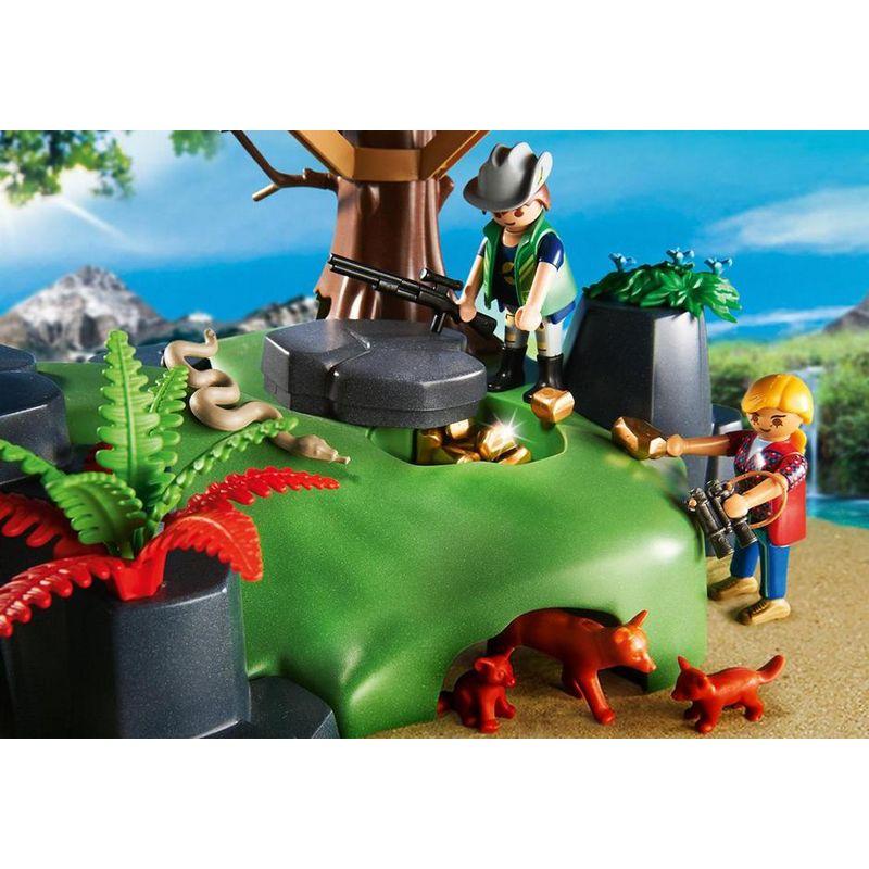 Playmobil - Casa del árbol de aventuras
