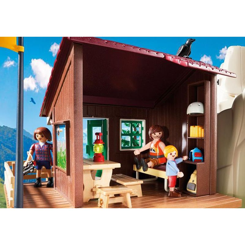 Playmobil - Escaladores con Refugio