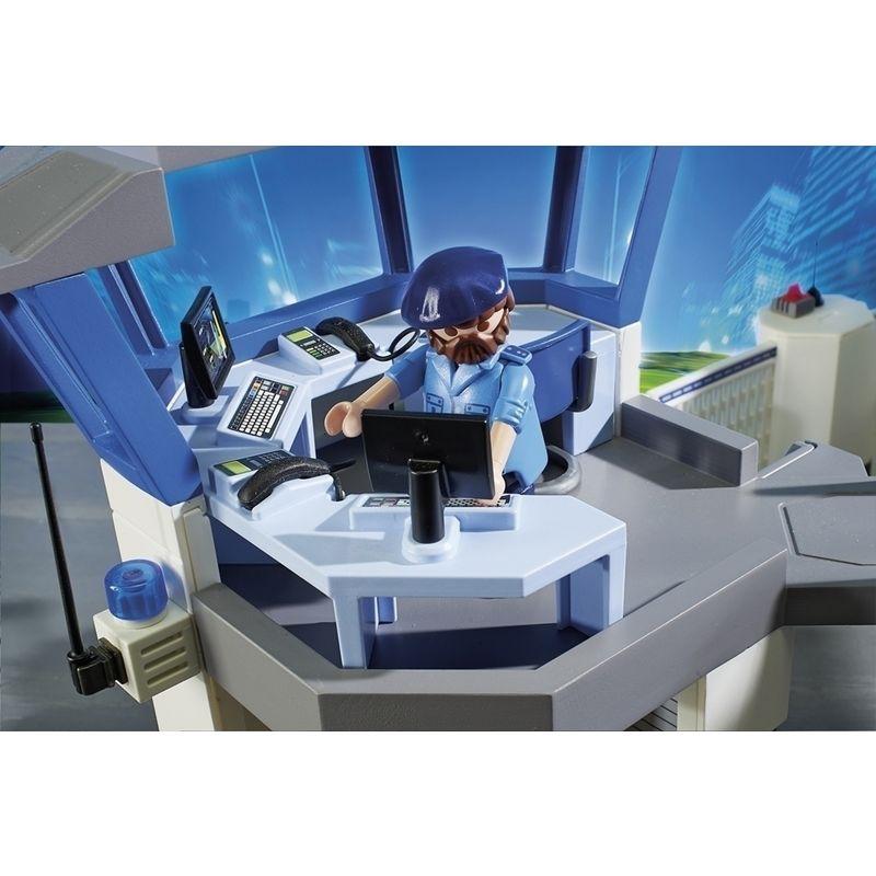 Playmobil - Estación de policía con la cárcel