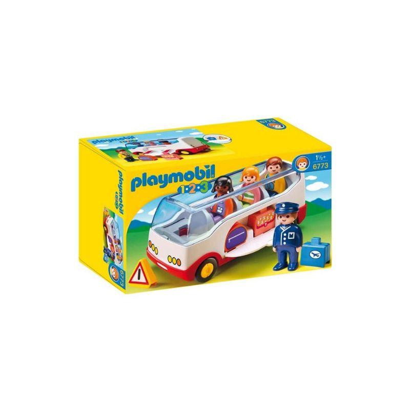 Playmobil 1-2-3 Bus del Aeropuerto