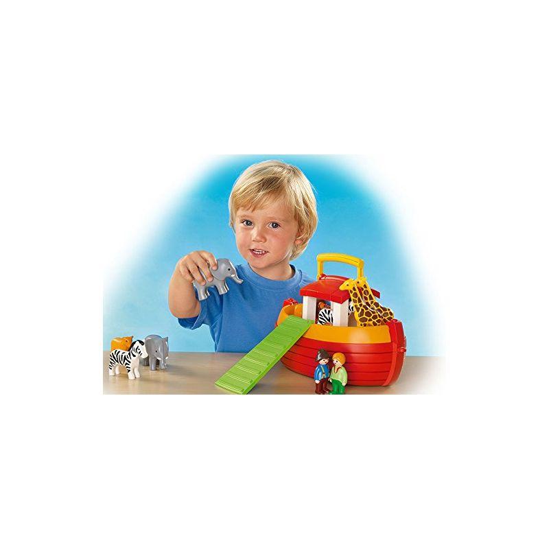 Playmobil 1.2.3 - Arca de Noé,