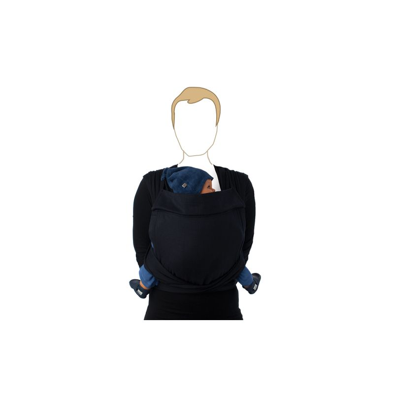 Portabebé BB-Tai Trend - Babylonia negro