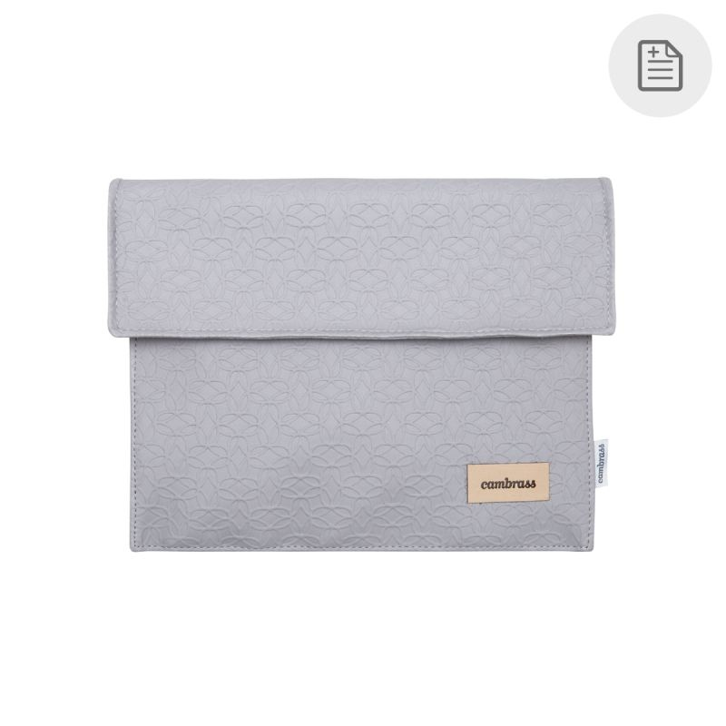 Portadocumentos Luxy Gris - Cambrass