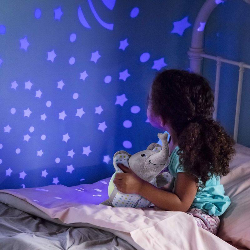 Proyector Luz y Musical Eddie el Elefante - Summer Infant