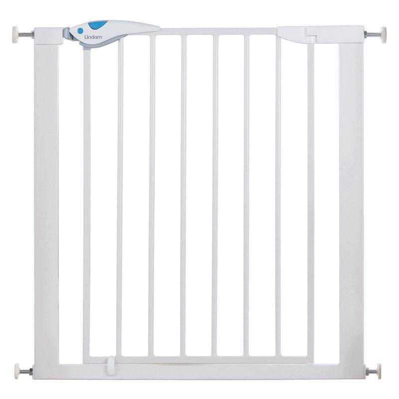Puerta de seguridad Lindam Easy Fit Plus Deluxe