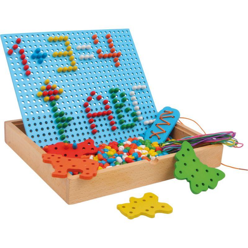 Puzzle de Meter y Enhebrar