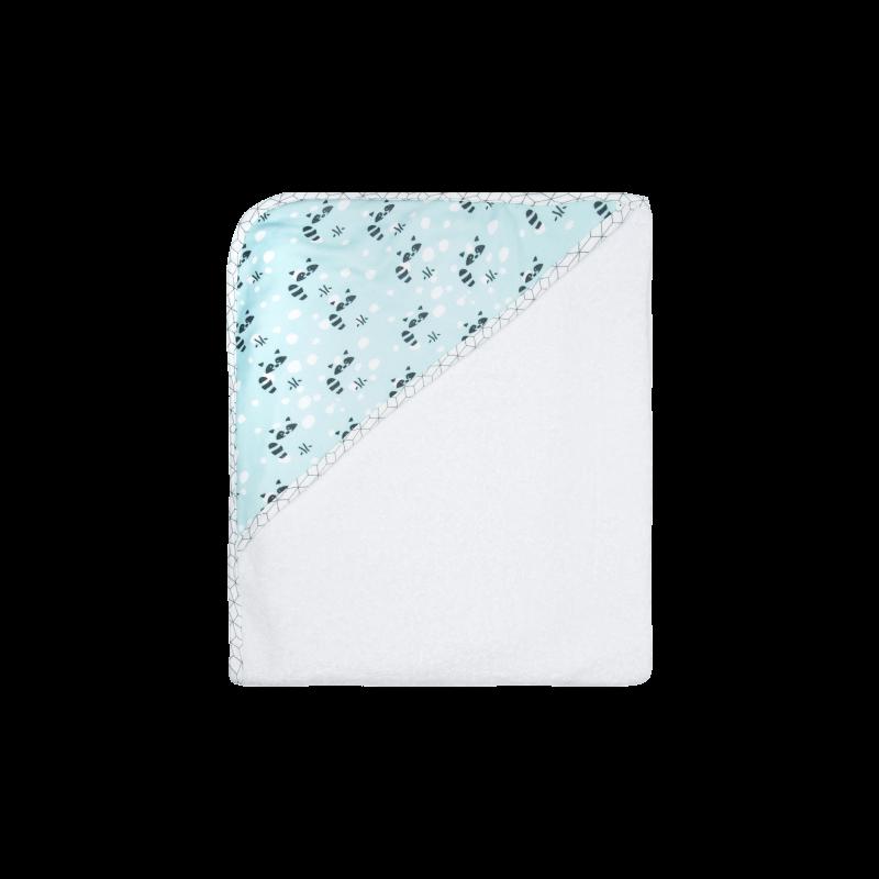 capa de baño luma Racoon Mint