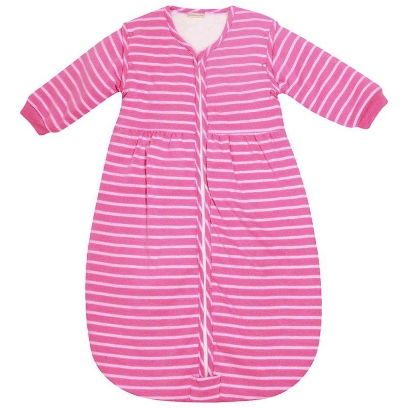 saco dormir bebe 3.5 togs color rosa