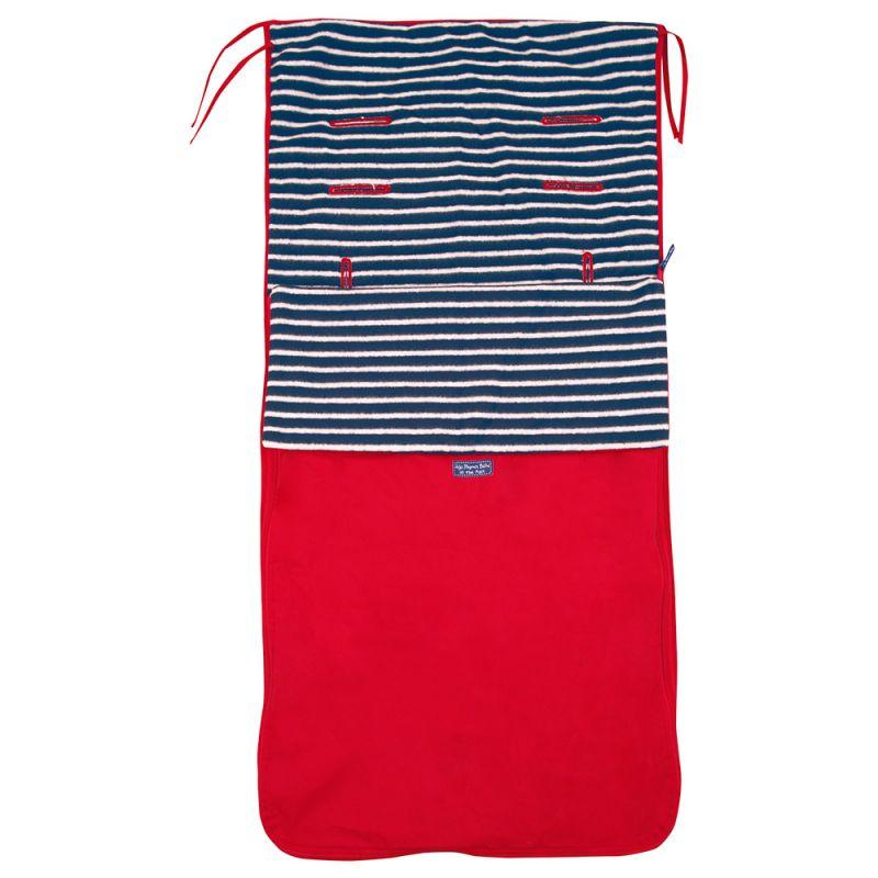 Saco Universal Silla Paseo - JojoMamanBebe , color rojo