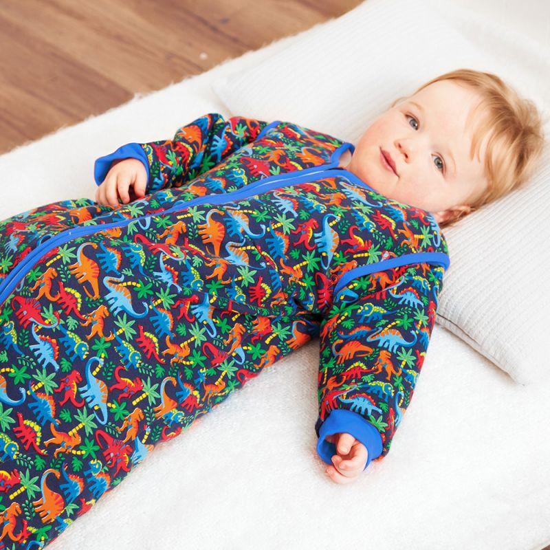 Saco de dormir Bebé 3.5 Togs estampado dinosaurios