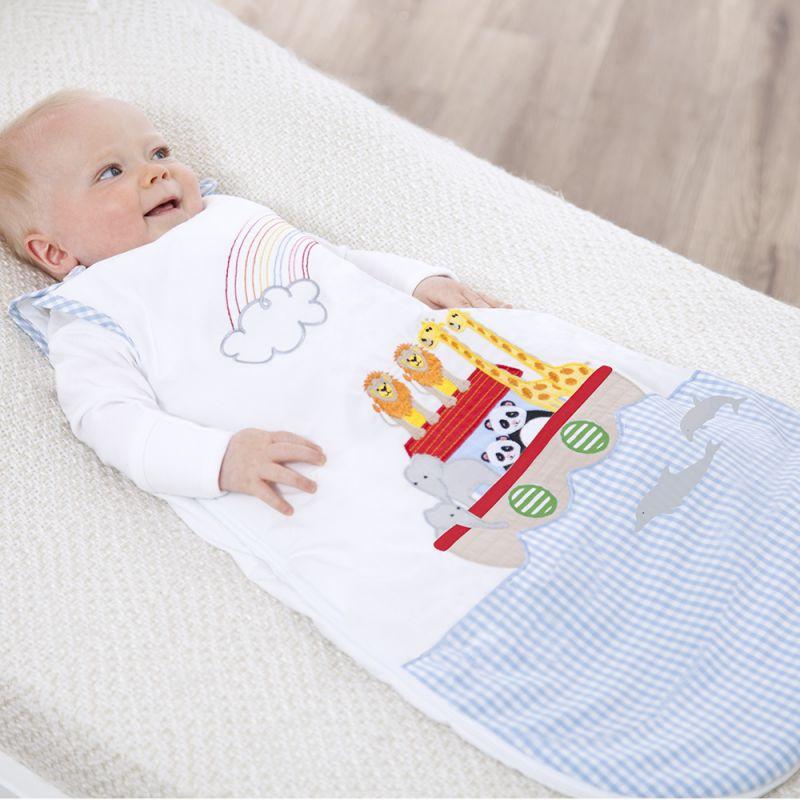 Saco dormir Bebés Arca de Noé  2,5 Tog