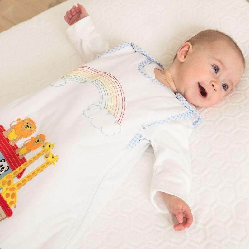 Saco de dormir Bebé Arca de Noé 2,5 Tog