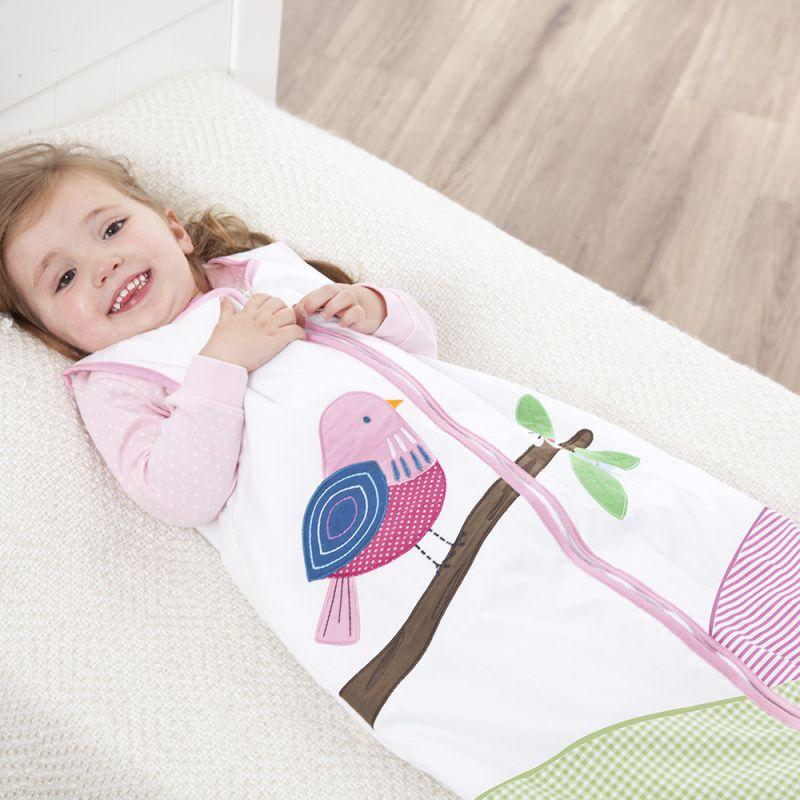 Saco de dormir de Niño Pajarito. 2.5 Tog.